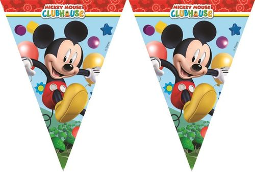 Banderines mickey mouse