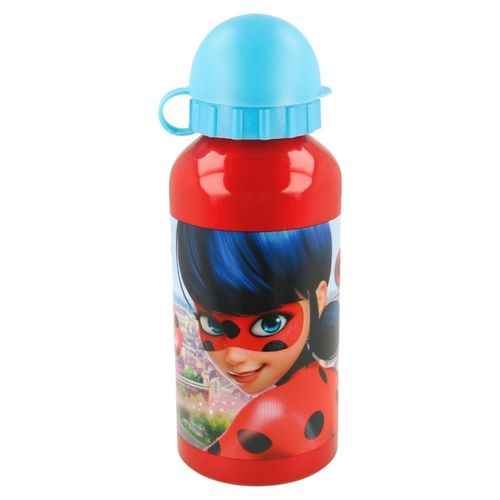 Botella de aluminio 400ml Lady bug