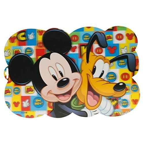 Mantel Individual Disney Mickey Mouse
